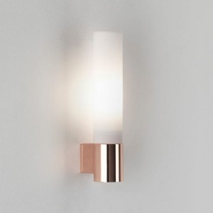 lampa łazienkowa astro Bari Polished Copper 8058